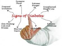 Diabetes Signs